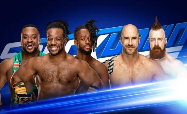 Previa de WWE Smackdown Live del 7 de agosto