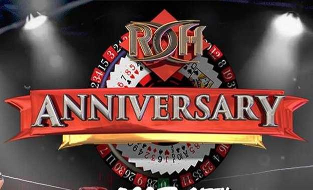 Primeros combates anunciados para el PPV ROH 17th Anniversary