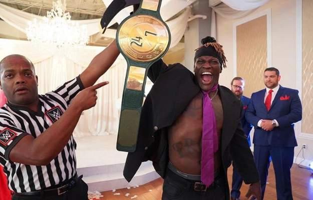 R-Truth gana el título 24/7 por sexta vez