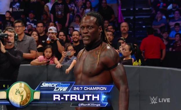 """Resultado de imagen de r truth 24/7 champion"""""""