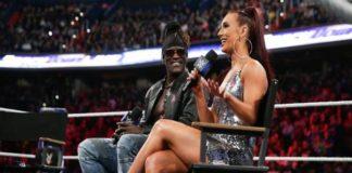R Truth y Carmella WWE