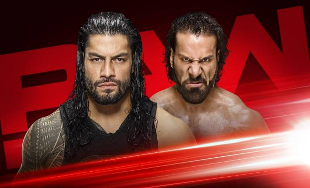 Previa de WWE RAW 11 de junio