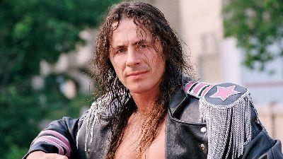 Bret Hart RAW 25 Aniversario