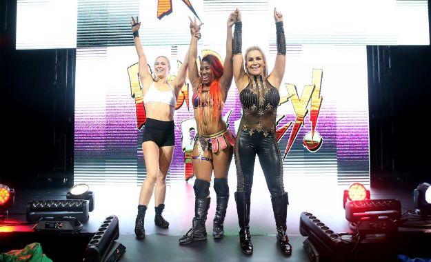 WWE RAW Turin