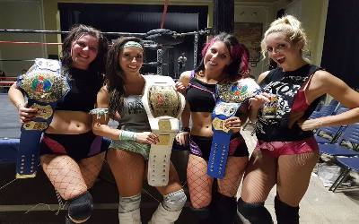 RCW Female World Cup 2017
