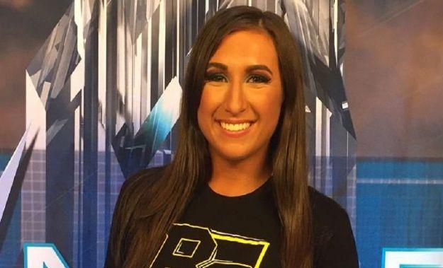 Rachel Ellering debuta en NXT