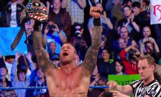 Randy Orton nuevo campeón de los Estados Unidos en WWE Fastlane