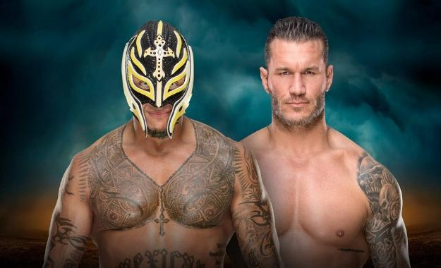 Randy Orton se enfrentará a Rey Mysterio en un chairs match en WWE TLC