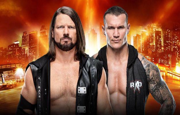 Randy orton vs Aj Styles Analisis