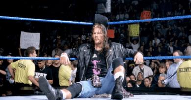 Raven WWE