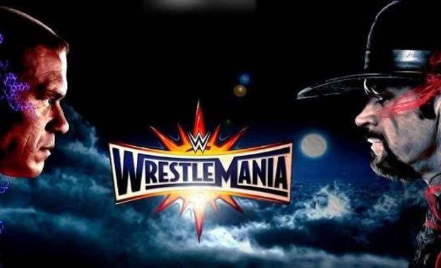 Razón de no anunciar aún el Undertaker vs John Cena