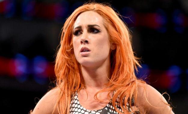 Razón por la que Becky Lynch perdió el campeonato en WWE TLC
