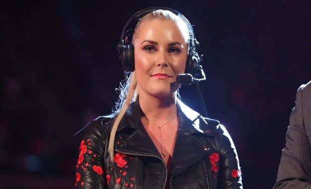 Renee Young WWE RAW