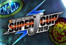 Resultados NJPW Super J-Cup