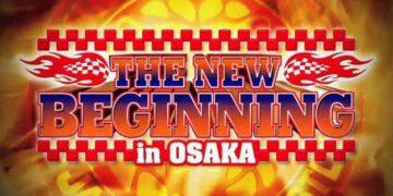 Resultados NJPW The New Beginning in Osaka