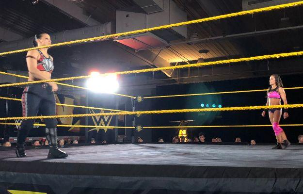 Resultados de los live shows de NXT del 9 y 10 de mayo