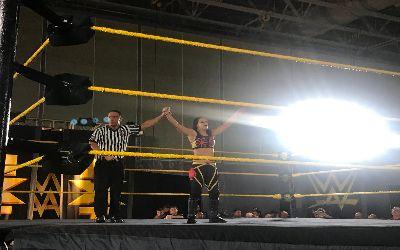 Resultados NXT Ft Pierce