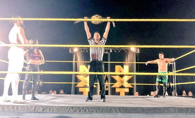 Resultados NXT Orlando