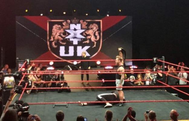 Resultados NXT UK