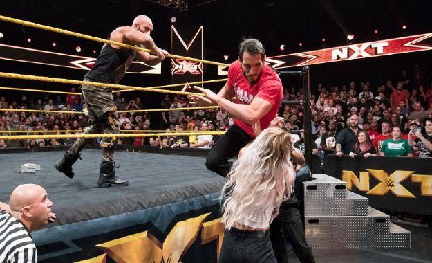 Resultados NXT del 22 de mayo