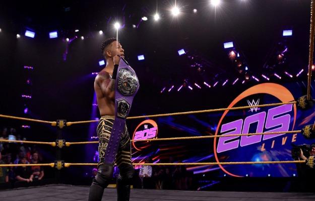 Resultados WWE 205 Live