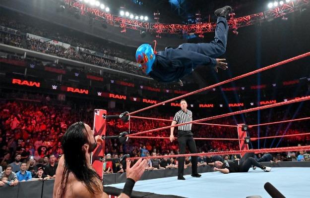 Resultados WWE RAW
