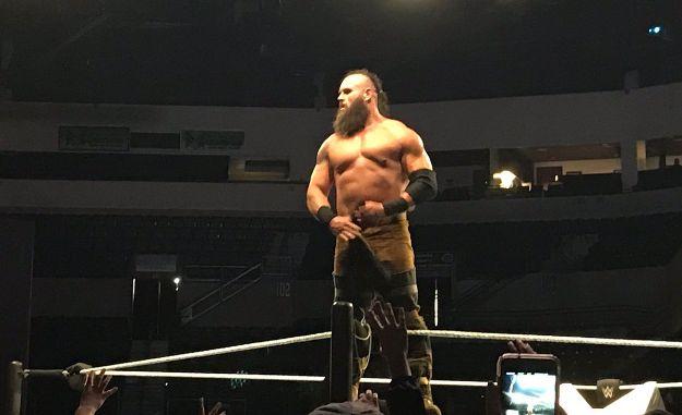Resultados WWE RAW Trenton