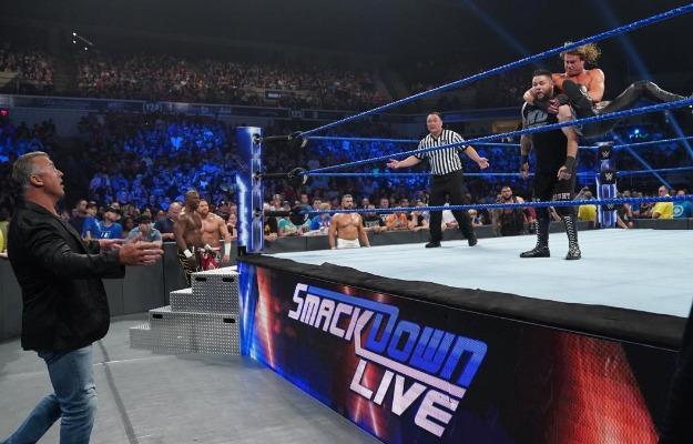 Resultados SmackDown Live 16 de julio