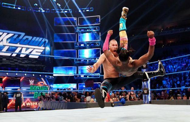 Resultados WWE SmackDown 7 de mayo