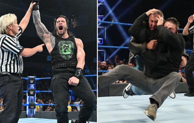 Resultados WWE SmackDown Live
