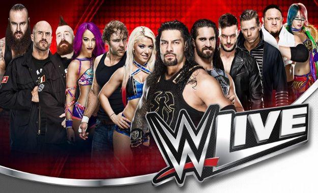 Resultados WWE Zaragoza 12 de Mayo de 2018