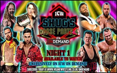 ICW celebró dos shows este fin de semana