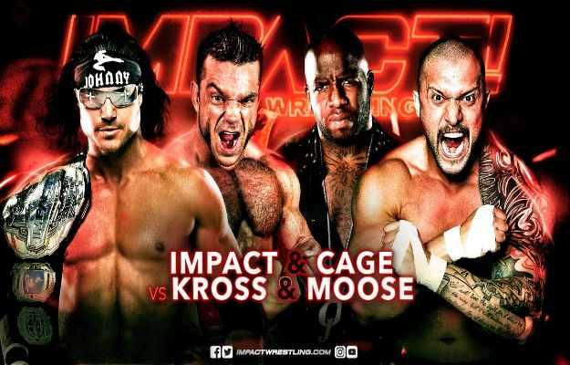 Resultados de Impact Wrestling 1 de Marzo