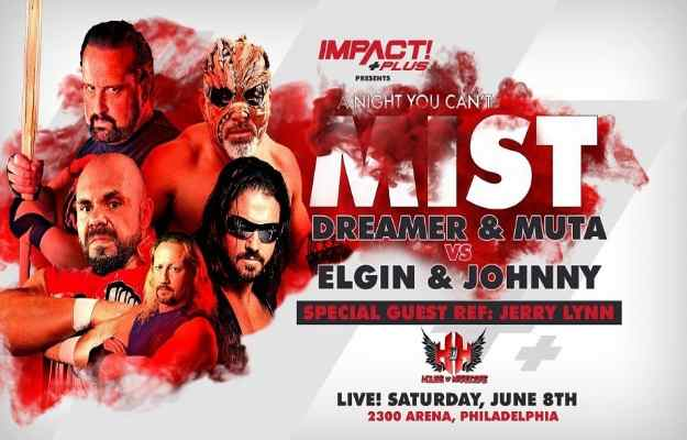 Resultados de Impact Wrestling A Night You Can't Mist