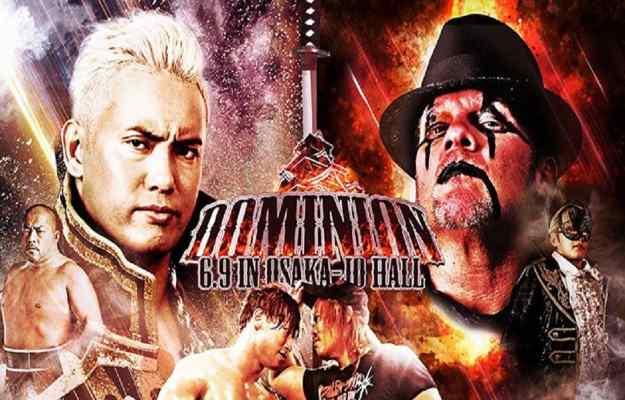 Resultados de NJPW Dominion 6.9