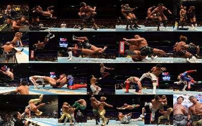 Resultados de NJPW King of Pro Wrestling