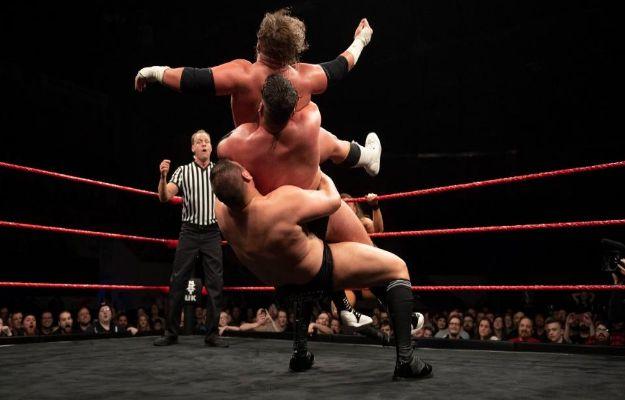 Resultados de NXT UK del 13 de Marzo