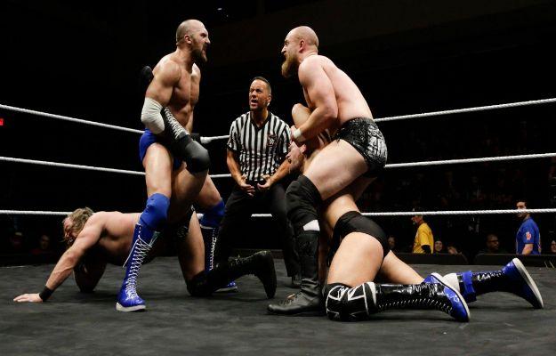 Resultados de NXT UK