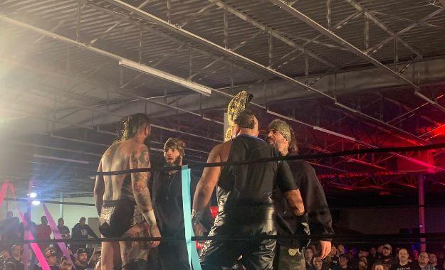 Resultados de Ring of Honor