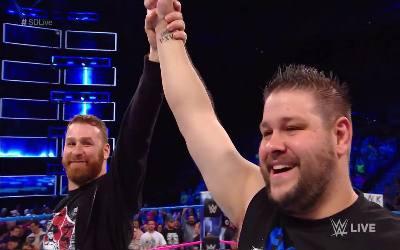 Resultados de SmackDown Live 10 de Octubre