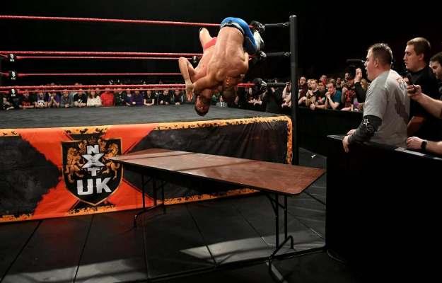 Resultados de WWE NXT UK del 6 de Marzo