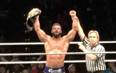 Resultados de WWE Smackdown en Stockton