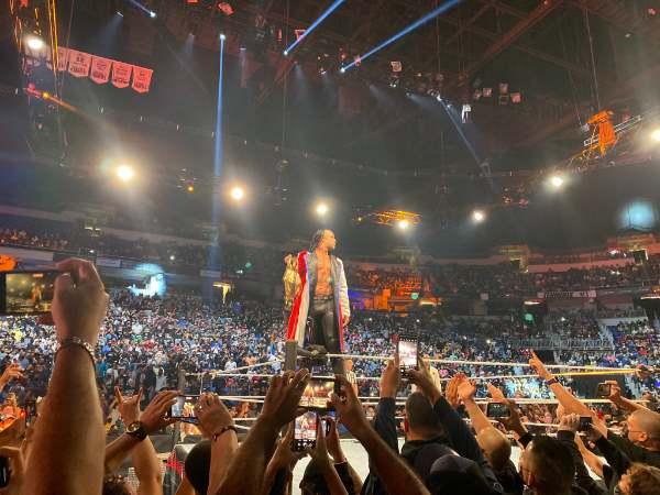 Resultados de WWE en Puerto Rico del 2 de Octubre