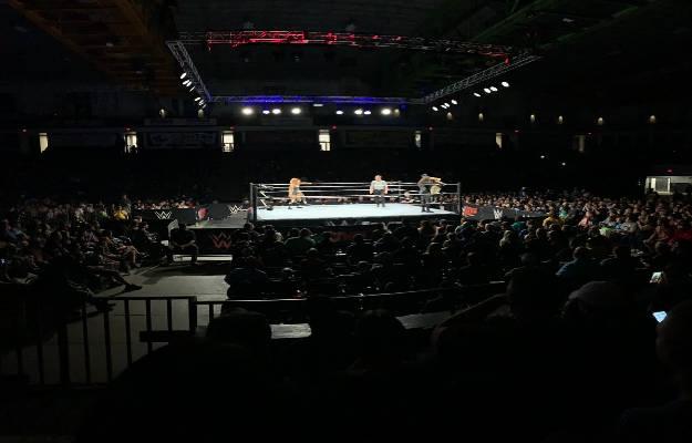 Resultados de WWE