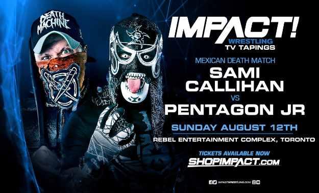 Resultados de las grabaciones de Impact Wrestling del 12 de Agosto