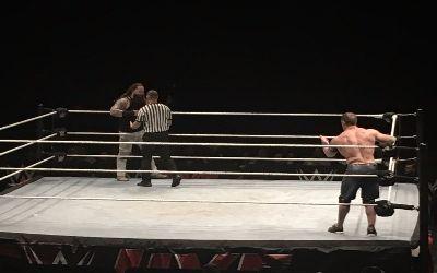 Resultados del live show de RAW en Fresno
