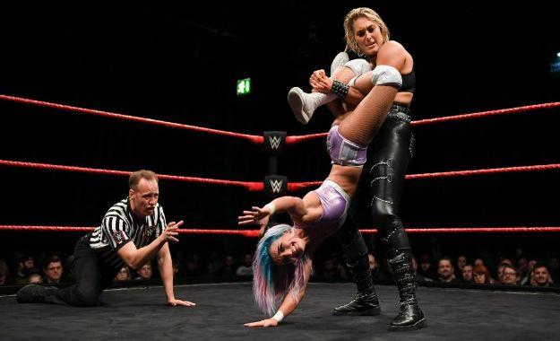 Resultados del programa de NXT UK del 21 de noviembre