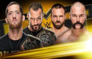 The Revival regresa a WWE NXT