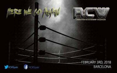 Revolution Championship Wrestling RCW Here We Go Again