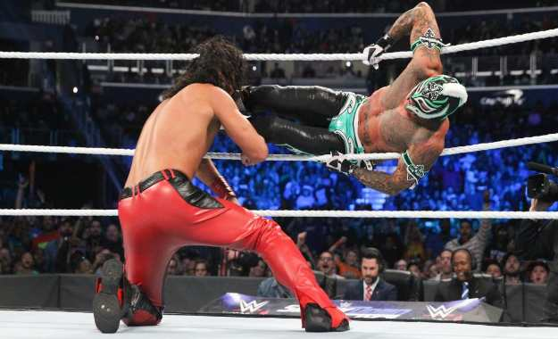 Rey Mysterio último participante de la WWE World Cup de Crown Jewel